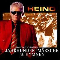 """HEINO """"SINGT DIE SCHÖNSTEN JAHRHUNDERMÄRSCHE &..."""" CD"""