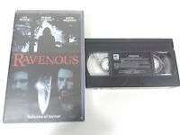 Ravenous Guy Pearce Robert Carlyle Horror VHS Nastro Castellano