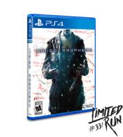 Indigo Prophecy Limited Run PlayStation 4 NEW