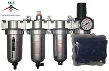 """1/2"""" COMPRESSED AIR FILTER AUTO DRAIN / DESICCANT DRYER GOOD FOR PLASMA CUTTER"""