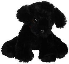 "First & Main 10"" Wuffles Black Lab Rocky Dog"