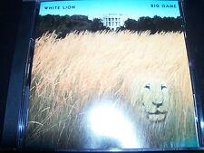 White Lion Big Game Original CD (Atlantic CD 81969)