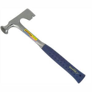 Estwing DRY WALL HAMMER EWE311 14oz Molded Shock Reduction Grip *USA Made