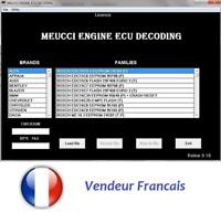 SoftWare Full Meucci v3.1 Reset Unlock Remove Turn OFF Immo CODE