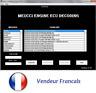 Meucci Engine ECU Decoding v3.1 SoftWare Reset Unlock Remove Turn OFF Immo CODE