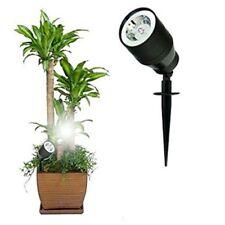 4 x Mini Solar Plant Garden Spotlights