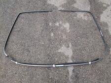 Cornice cristallo posteriore Mercedes CL W140 coupè   [3341.14]