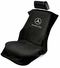 Seat Armour SA100MBZB Black Mercedes Benz Seat Cover Towel New Free Shipping
