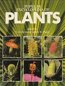 POPULAR ENCYCLOPEDIA OF PLANTS V.H. Heywood & S.R. Chant **GOOD COPY**