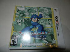 brand new Nintendo 3DS Megaman legacy collection