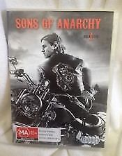 Sons Of Anarchy : Season 1 (DVD 4-Disc Set) Region 4 Very Good Condition