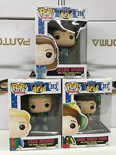 Funko Pop TV: Saved By The Bell Zack 6171.75.76 Set of 3