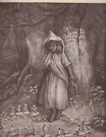 1890 Illustrated News Jan 11-Greenaway, fairies; Servia