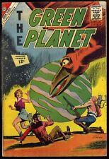 The Green Planet #nn VG  Charlton Comics