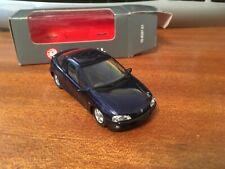 1:43 Modello Pressofuso Auto Minichamps 9163176 Genuine VAUXHALL TIGRA TWINTOP Rosso