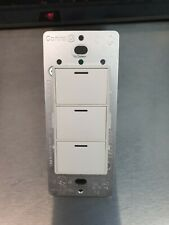 Control 4 KPZ-3B1-W Wireless 3 Button Keypad WHITE