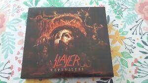 Slayer Repentless CD + DVD Live Wacken Comme Neuf !