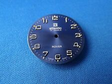 Atlantic ROVER Watch Dial Part 29mm -17 Jewels- Swiss Made -Light Dots- #239