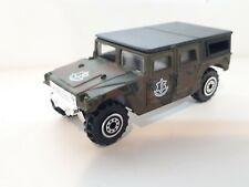 Hummer H1 IDF - Israel army Welly 1:60 1:64 NIB diecast model car, new no box