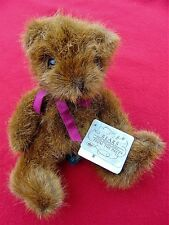 "'RUSS BERRIE' COLLECTIBLE ~NEW~ ADORABLE ""BEARS FROM THE PAST"" ~ 8"" ~ COST $8.00"