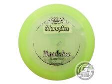 New Innova Champion Daedalus 175g Lt Lime Snake Foil Distance Driver Golf Disc