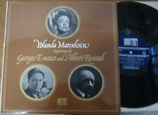 YOLANDA MARCULESCU / ENESCO - ROUSSEL / SAGA