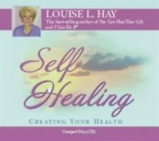 Self-Healing by Louise L. Hay (2004, CD, Unabridged)