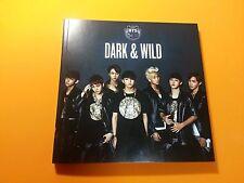 Bangtan Boys BTS Vol.1 Dark & Wild [Official Photobook] 1st Album 방탄소년단