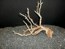 SINKING!!! MANZANITA WOOD AQUASCAPING FISH REPTILES DECORATION TANK PLANTS