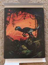 Jurassic World Park Collection Steelbook (Blu-ray 5-Disc Set) No Digital