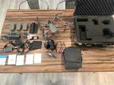 USED DJI MAVIC 2 PRO DRONE + PANASONIC LUMIX FZ80 4K VIDEO PHOTO CAMERA PACKAGE