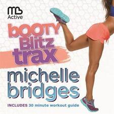 Michelle Bridges: Booty Blitz Trax by Various Artists Apr-2016, 2 Discs Box C112