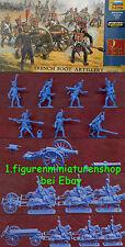 1:72 FIGUREN 8028 FRENCH FOOT ARTILLERY - ZVEZDA