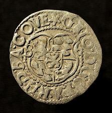 Gft. Pfalz-Veldenz, 1/2 Batzen 1586 Weinburg