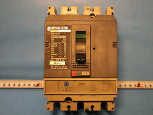 MERLIN GERIN   NS160N & TM125D Im - 1250 A (NS100-160-250 N/H/NA)
