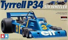 Tamiya 1:12 Tyrell P34 [with Photo-etch parts]