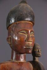 MATERNITÉ KONGO AFRICAN ART AFRICAIN PRIMITIF ARTE AFRICANA AFRIKANISCHE KUNST**