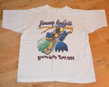 RaRe *1996 JIMMY BUFFETT* vintage rock concert tour t-shirt (XL) 80s 90s Band