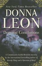 Drawing Conclusions (Commissario Guido Brunetti Mysteries)-ExLibrary
