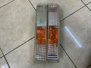 Honda Civic SH3 EF9 Vtec 1988-1991 JDM Bumper Turn Signal Lights (Used)