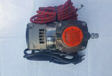 BADGER 2 AIRBRUSH COMPRESSOR 80-2 WITH AIR HOSE USED