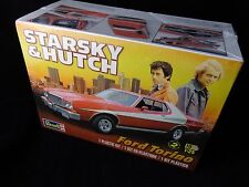 """Ford Torino """"Starsky & Hutch"""" Model Car Kit- 1:25 scale by Revell #85-4023"""
