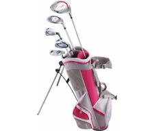 Top Flite Kids' Junior Complete Golf Clubs Set (Ages 9-12) with Bag LEFT Handed