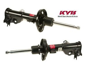 For Honda Civic 2002-2005 New Pair Front KYB Excel-G Shocks Struts BuyAutoParts 77-60069AO New