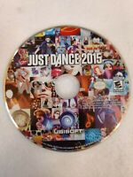 Nintendo Wii - JUST DANCE 2015 - Disc Only - TESTED Working!