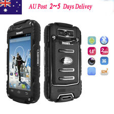 "Android 4.4 Discovery V8 4G Rom Android Mobile Phone Dual Core 4.0"" Rugged Phone"