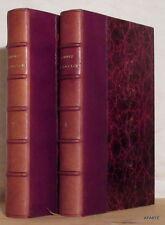 CONTES DE BOCCACE. 2 volumes 1835 Camuzeaux 20 VIGNETTES DE C. ROGIER BON ÉTAT