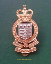 ROYAL ARMY ORDNANCE CORPS (RAOC) CAP BADGE (BM)