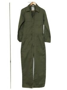 Size 38R Flyers Us Military Coveralls Flight Suit Green Top Gun Ghostbusters