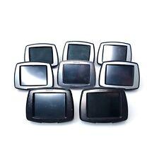 Lot of (8) Garmin StreetPilot C330. C340, C550) Car Gps Devices Untested Read